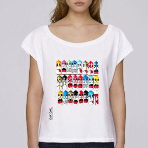 T-shirt femme Oak Oak : Oakysdead big