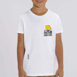T-shirt enfant Jo Little : Jo Take care small