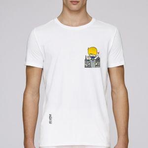 T-shirt homme Jo Little : Jo Take care small