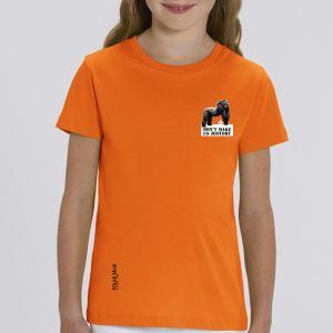 T-shirt enfant Polar Bear : Gorille don't make us history small