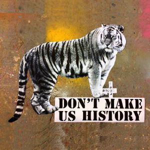 Sweat Femme Polar Bear : Tigre don't make us history big